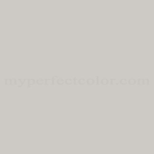 Color Match Of Porter Paints 7179 1 Platinum Gray