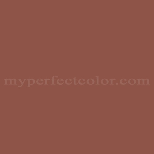 Match of Richard's Paint™ 2208-A Canyon Brown *