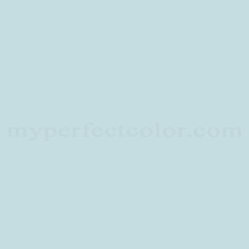 Color Match Of Scheuder Holland 4022 Blue Horizon