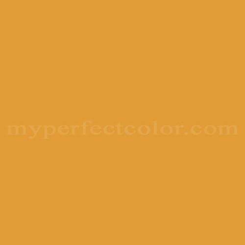 Sico 4095 74 Spanish Gold Match Paint Colors