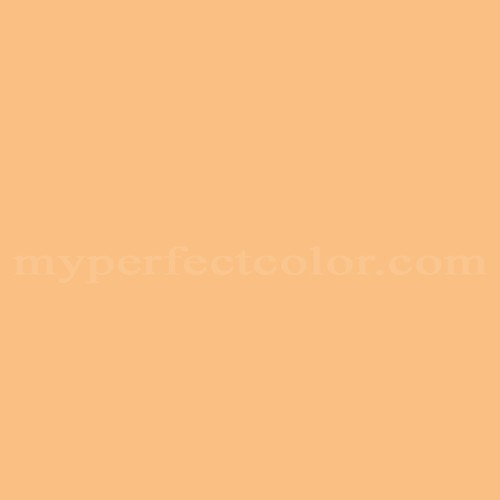 Color Match Of Sico 3094 22 Orange Pastel