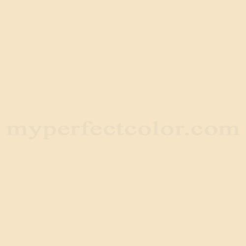 Color Match Of Sico 4121 11 Antique White