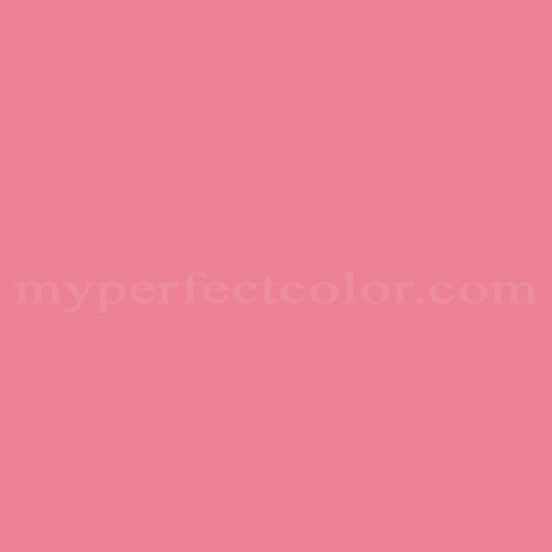 Color Match Of Sears Cc052 Hot Pink