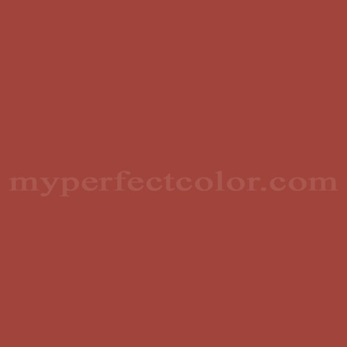 Color Match Of Sherwin Williams Sw0057 Chinese Red