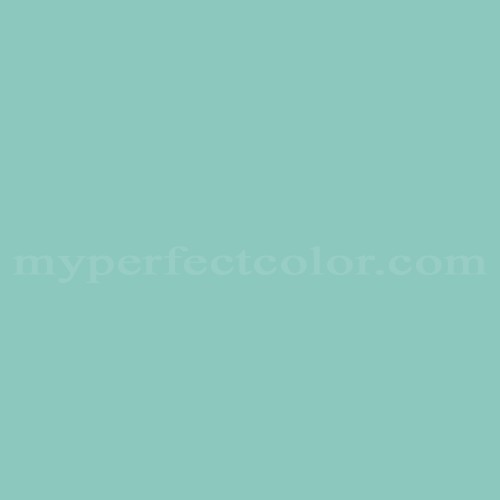 Sherwin Williams Sw0075 Holiday Turquoise Match Paint
