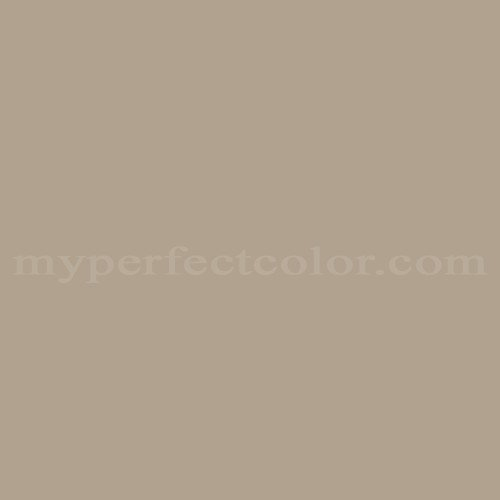 Color match of Sherwin Williams SW7038 Tony Taupe*