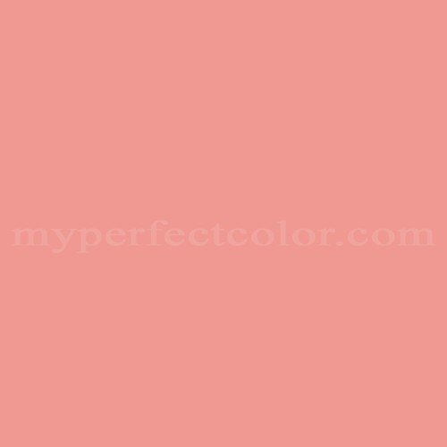 Match of Sherwin Williams™ SW6873 Coral Bead *