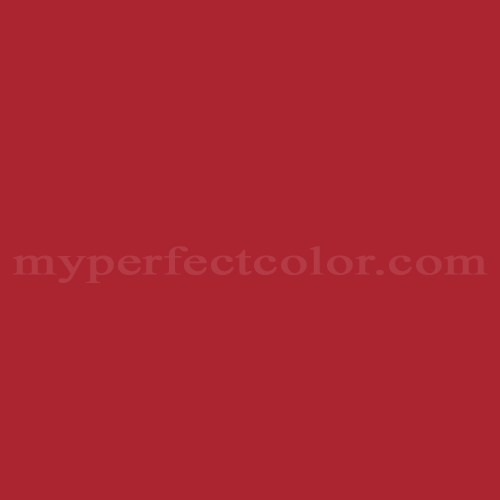 Sherwin Williams Sw6871 Positive Red Match Paint Colors