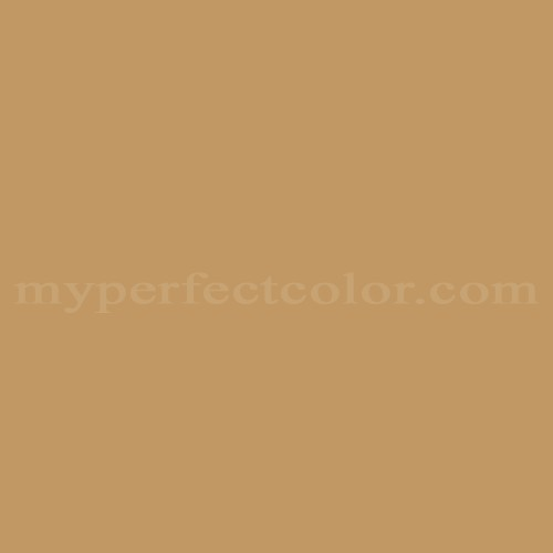 Color Match Of Sherwin Williams Sw6130 Mannered Gold