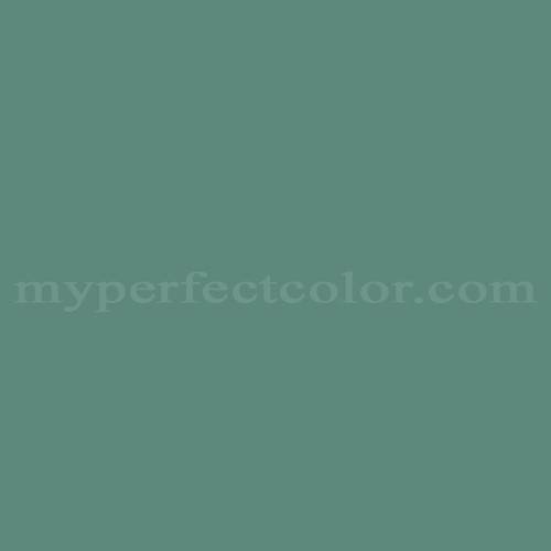 Color Match Of Sherwin Williams Sw6473 Surf Green