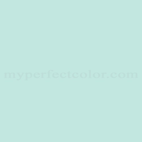 Color Match Of Sherwin Williams Sw6757 Tame Teal