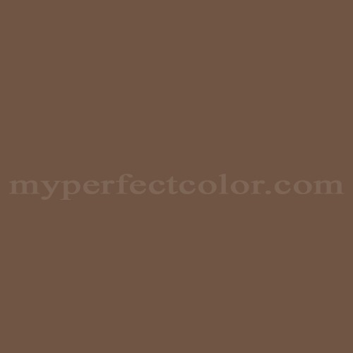 Color Match Of Sherwin Williams Sw2807 Rookwood Medium Brown