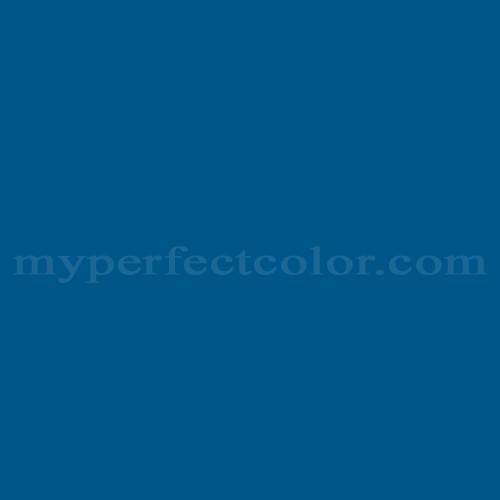 Cobalt Blue Paint Color: Sherwin Williams SW1791 Cobalt Stone Match