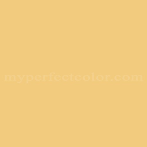 Color Match Of Sherwin Williams Sw2348 Yellow Corn