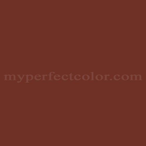 sherwin williams sw2719 rustic red match paint colors