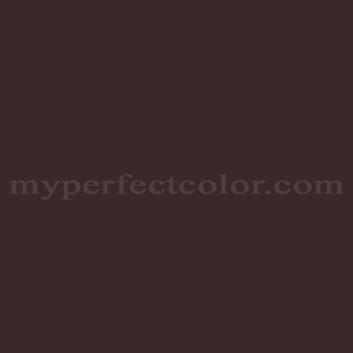 Color Match Of Sherwin Williams Sw2724 Black Cherry