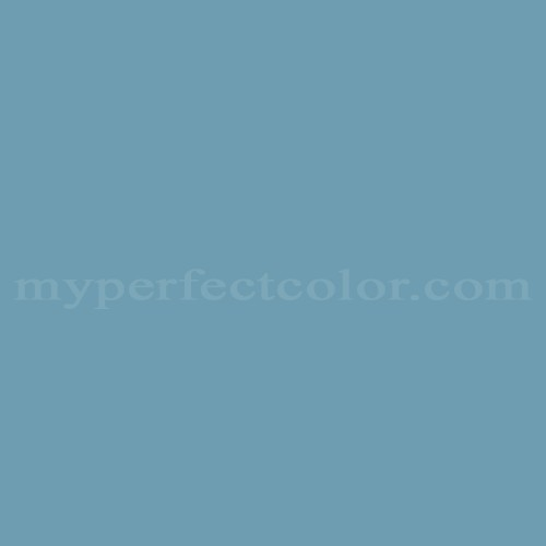 Color Match Of Taubmans Ac187 Mediterranean Blue