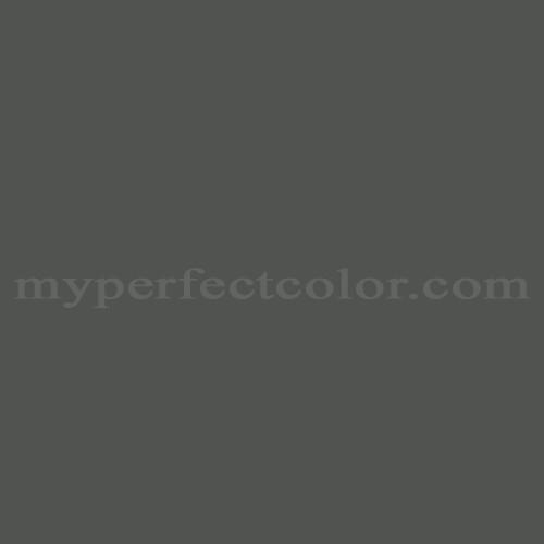 Color Match Of Valspar 336 6 Asphalt