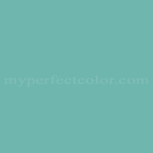 Color Match Of California Paints Veranda Blue