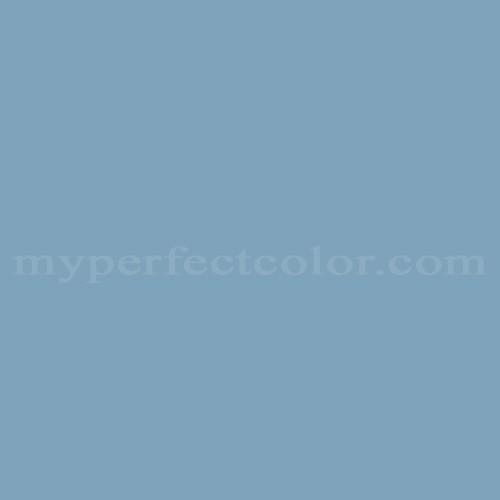 Match of Ace™ 105-C Caribbean Blue *
