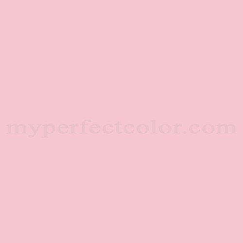 Behr 120B 4 Old Fashioned Pink Match Paint Colors Myperfectcolor