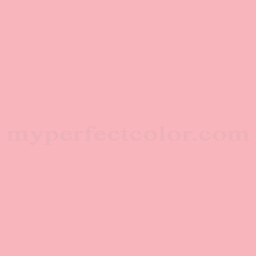 Color Match Of Behr 130a 3 Ballerina Pink