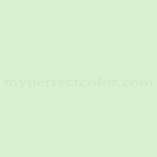 Color Match Of Behr 430a 2 Seafoam Spray