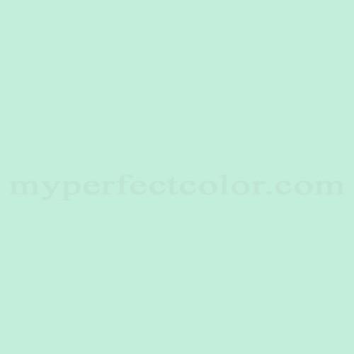 Color Match Of Behr 470a 2 Seafoam Pearl