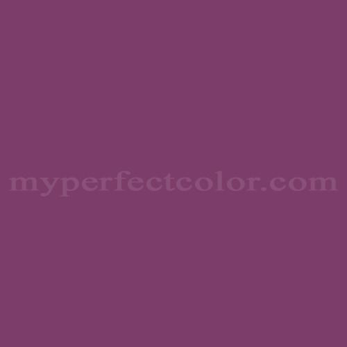 Behr 680B-7 Sugar Plum Match | Paint Colors | Myperfectcolor