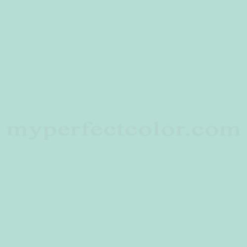 Color Match Of Behr 490c 3 Balmy Seas