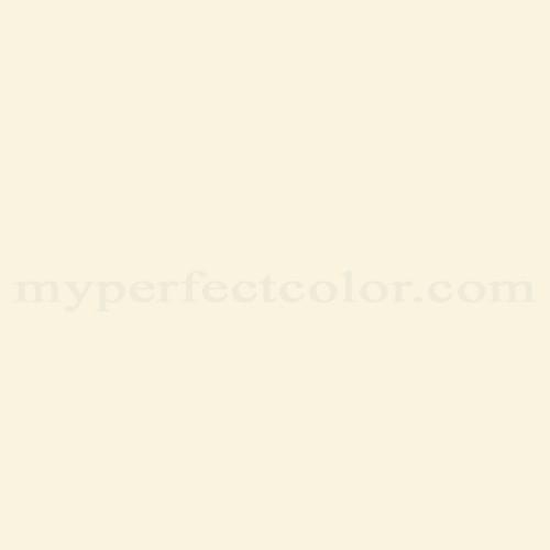 Match of Behr™ 340E-1 Parmesan *
