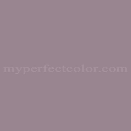 Color Match Of Behr 690f 5 Purple Mauve