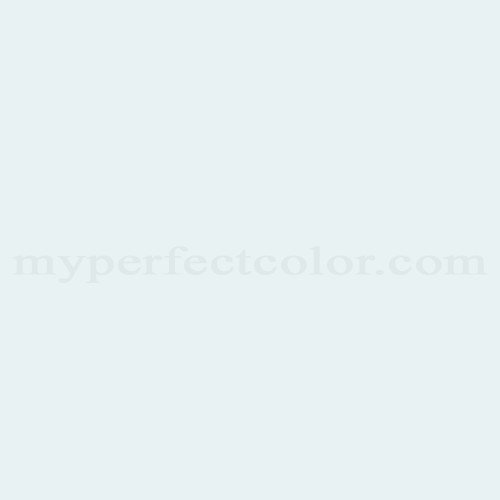 Color Match Of Behr 730e 1 Polar White