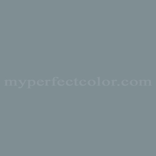 Color Match Of Behr 740f 4 Dark Storm Cloud
