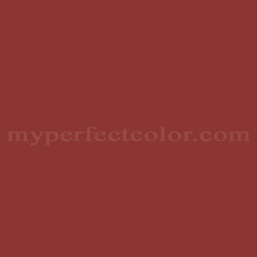 Behr S H 180 Awning Red Match Paint Colors