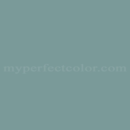 Color Match Of Behr Pmd 35 Blue Agave