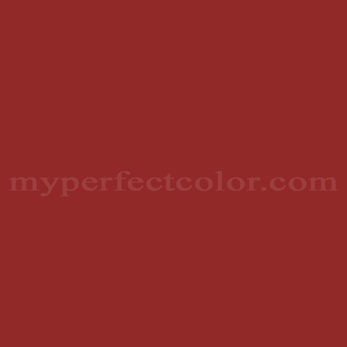 Color Match Of Behr Ecc 10 3 Holly Berry