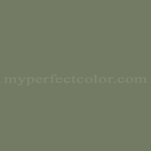 Color Match Of Ed Bauer Eb33 3 Antique Moss