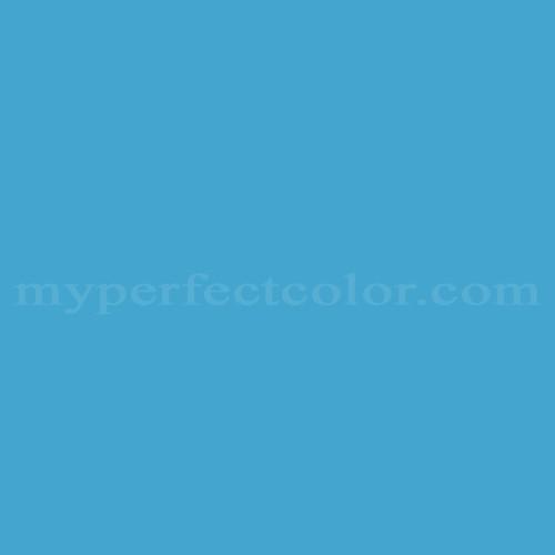 Color Match Of Valspar 91 25c Regatta Blue