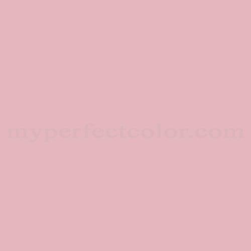 Color Match Of Valspar 92 16b Vintage Pink