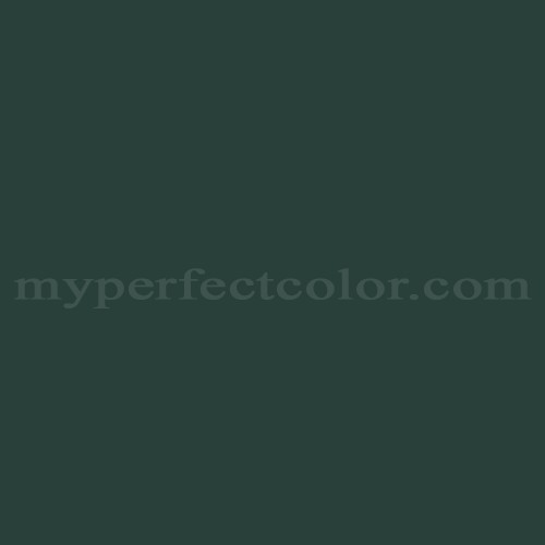 Color Match Of Valspar 93 30a Country Club Green