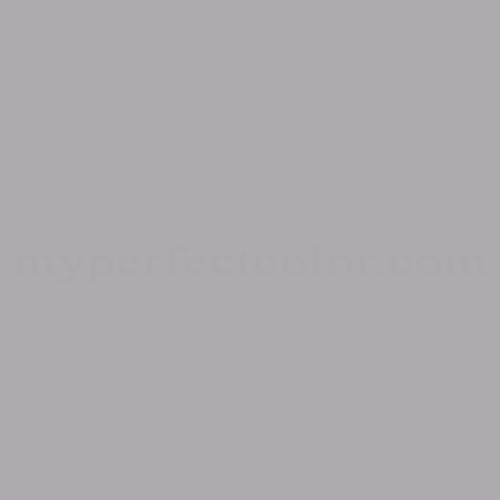 Color match of Valspar 94-16A Lt. Gray Heather*