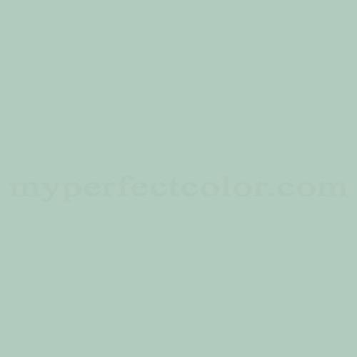 Color Match Of Valspar 94 28b Celadon Ice