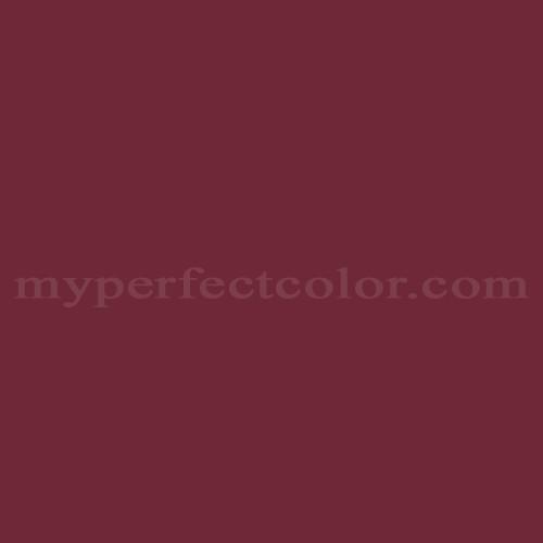 burgundy paint colorsValspar 9516C Burgundy Red Match  Paint Colors  Myperfectcolor