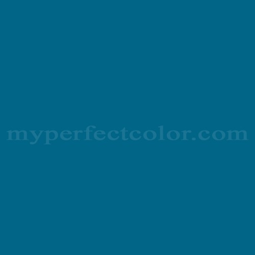 Color Match Of Valspar 95 29a Mystic Blue