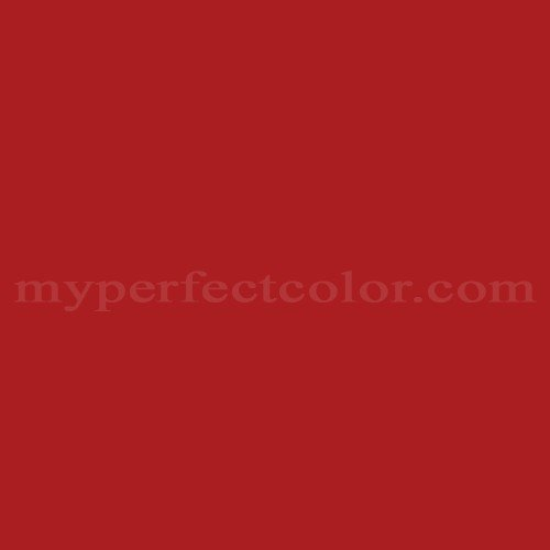 Red Paint Colors red paint colors | myperfectcolor