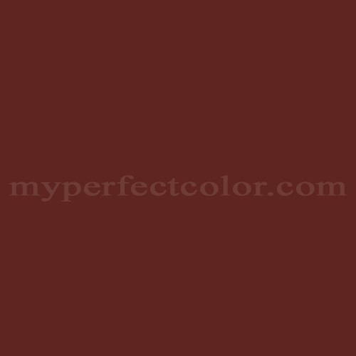 Color Match Of Pella Windows And Doors Pr0033 Brick Red