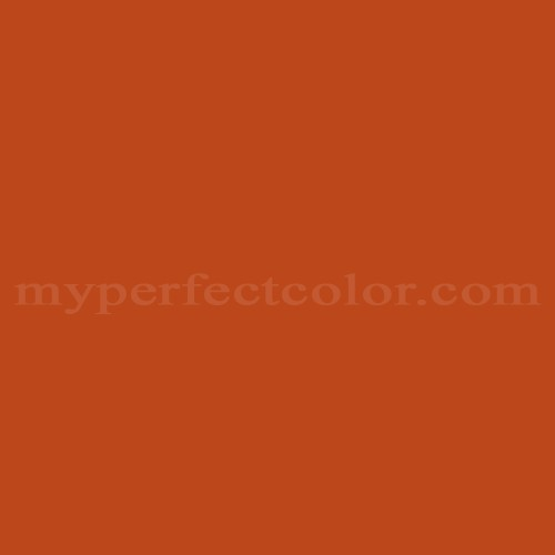 Color Match Of Ral Ral2001 Red Orange