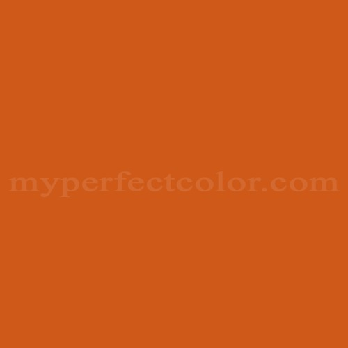 Color Match Of RAL RAL2011 Deep Orange*