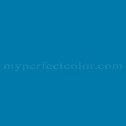 Color Match Of Ral Ral5015 Sky Blue